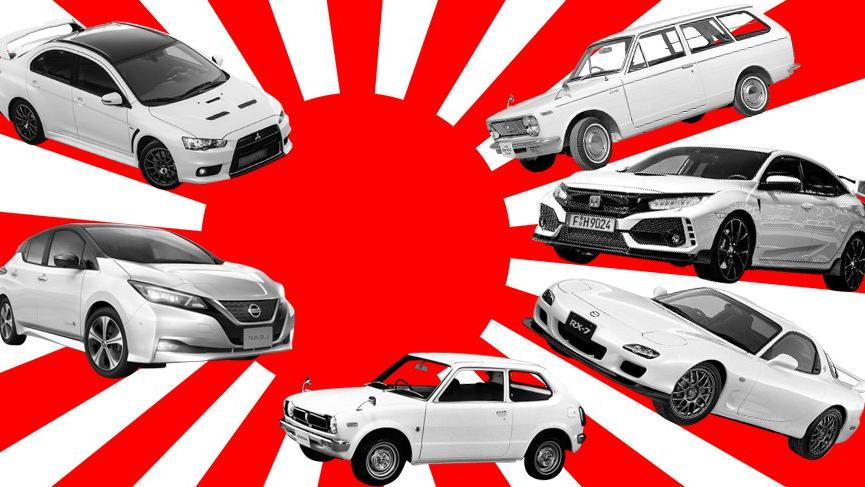 Tüm zamanların 'en efsane' 10 japon otomobili!