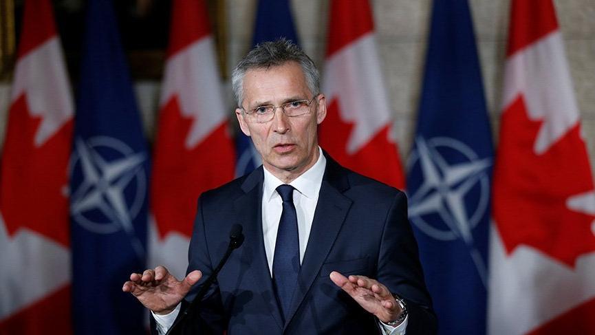 NATO: Destekliyoruz Esad hesap vermeli