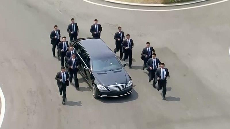 Kim'in adamları