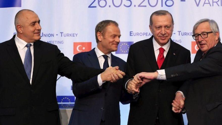 Spiegel: AB, Türkiye'ye verdiği sözden dönüyor