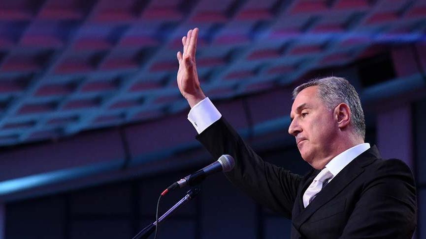 Karadağ cumhurbaşkanlığı seçimlerini Milo Djukanovic kazandı