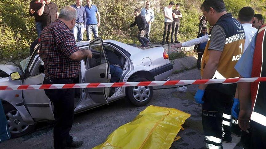 Zonguldak'ta trafik kazası: 3 ölü