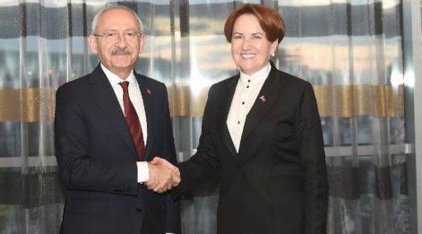CHP - İYİ Parti ittifakına sosyal medyada kim ne dedi?