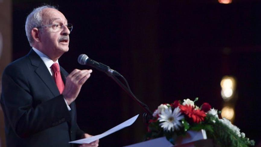 Kılıçdaroğlu: 'Kavgayı bırakın'