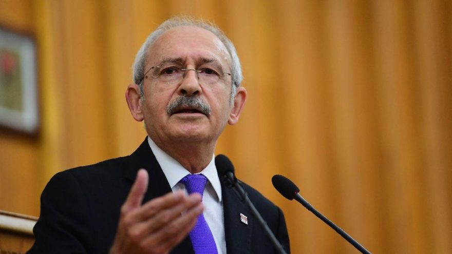 Kılıçdaroğlu: Ana aktörü bir bekleyin o sözcüydü