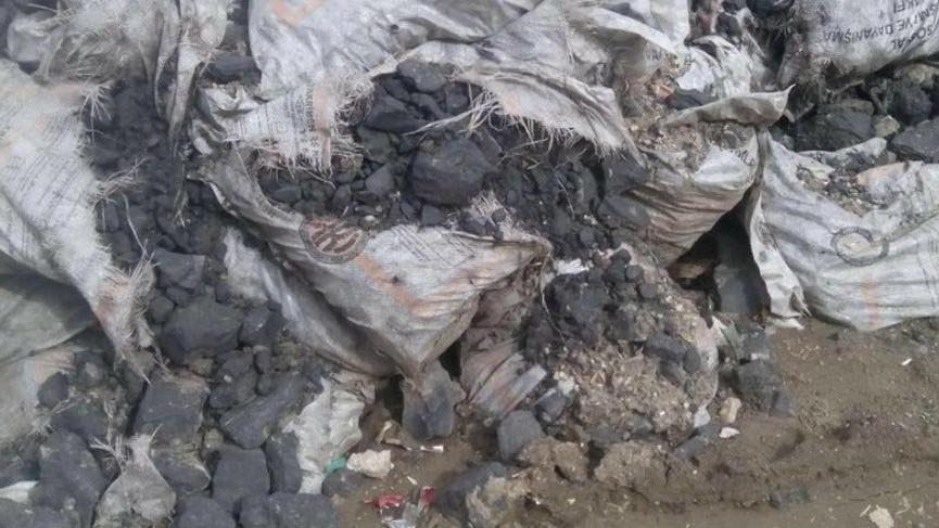 Kömürde rezalet! Fakire kömür yerine taş verdiler