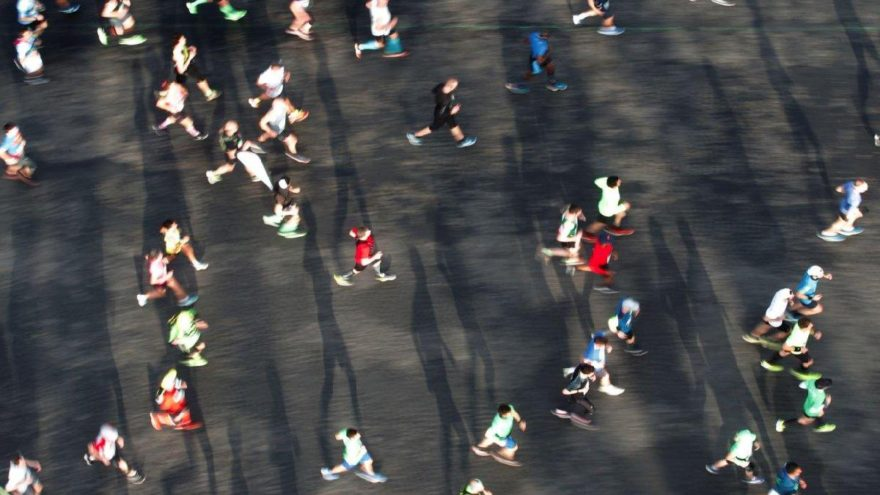 Berlin'deki maratonda saldırı son anda engellendi