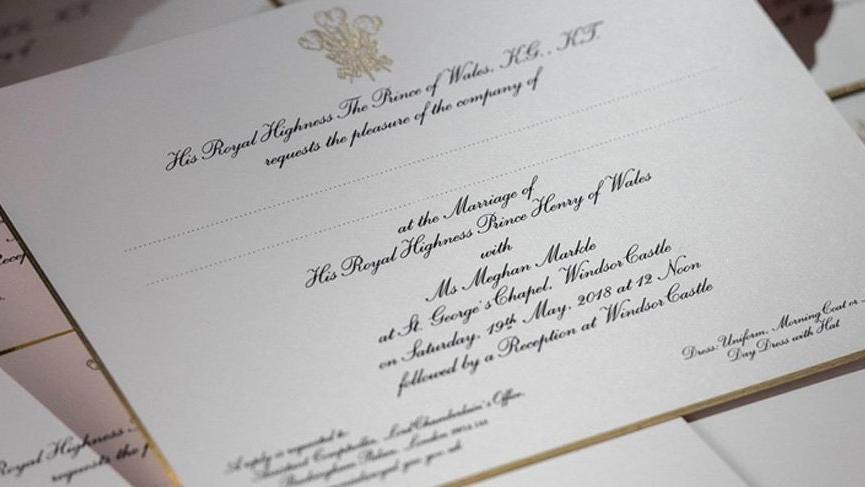 Meghan Markle ve Prens Harry'nin düğünü 45 milyon dolara mal olacak