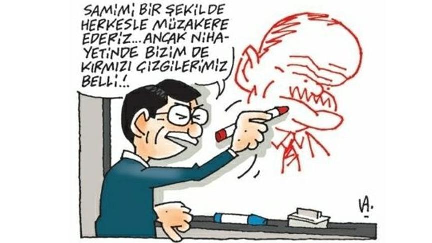 Ünlü karikatürist Hürriyet'ten ayrıldı mı?