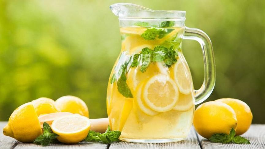 Ev yapımı limonata tarifi | Yaz aylarının vazgeçilmezi limonata kaç kalori?
