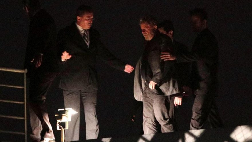 Brezilya'nın eski devlet başkanı polise teslim oldu
