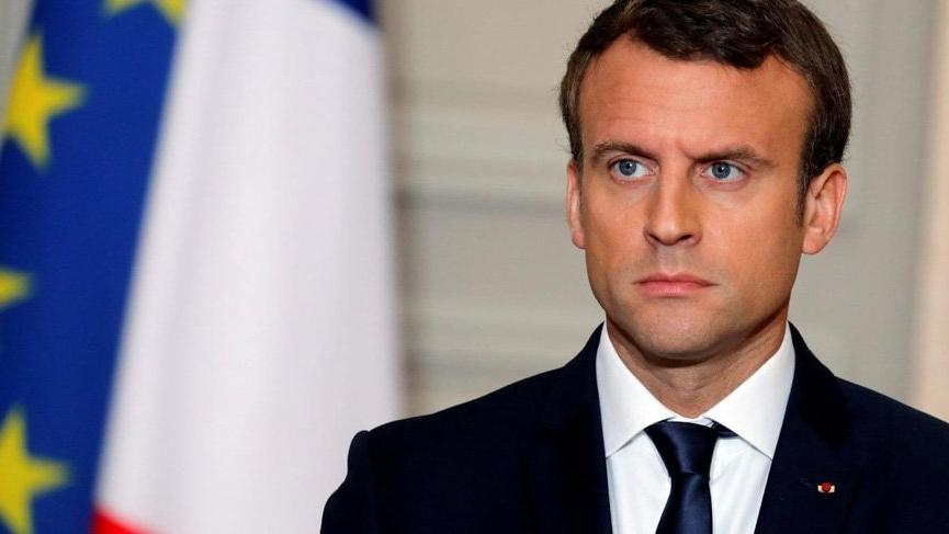 Türkiye'den Macron'un sözlerine yanıt!
