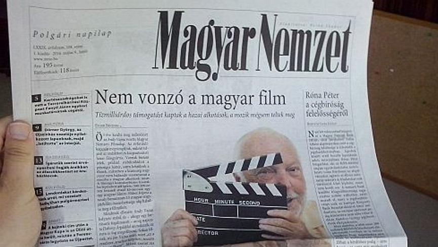 Macaristan'da seçim sonrası şok: 80 yıllık gazete kapanıyor