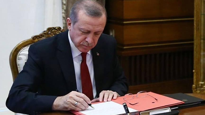 Erdoğan'dan rektör ataması!