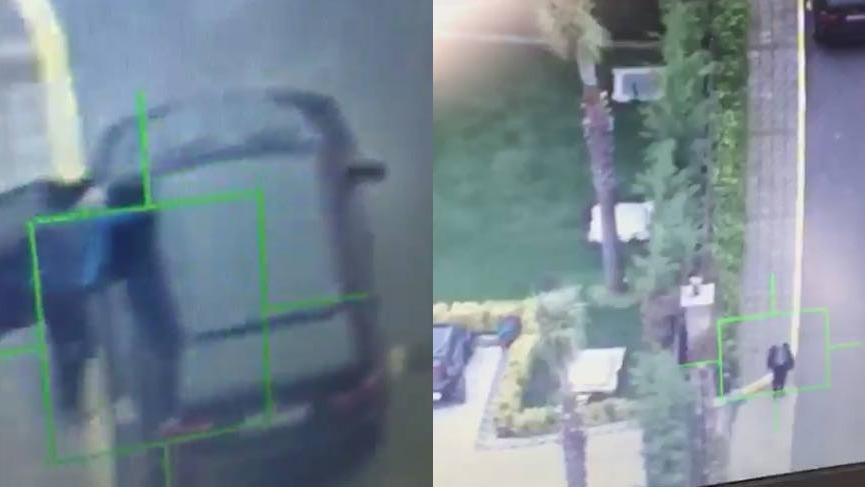 Polis Zindaşti'yi Dronla izlemiş!