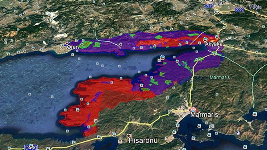 AKP'den Gökova açıklaması!