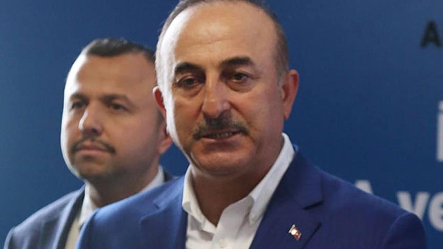 Çavuşoğlu: Müdahale rejime yönelikti