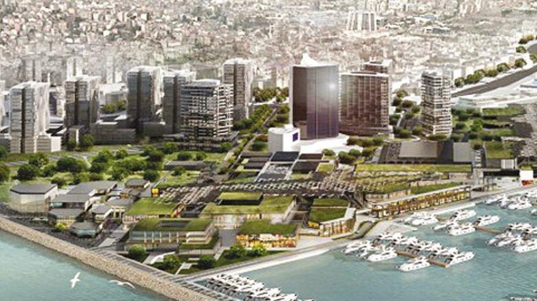 İstanbul'un yeni surları