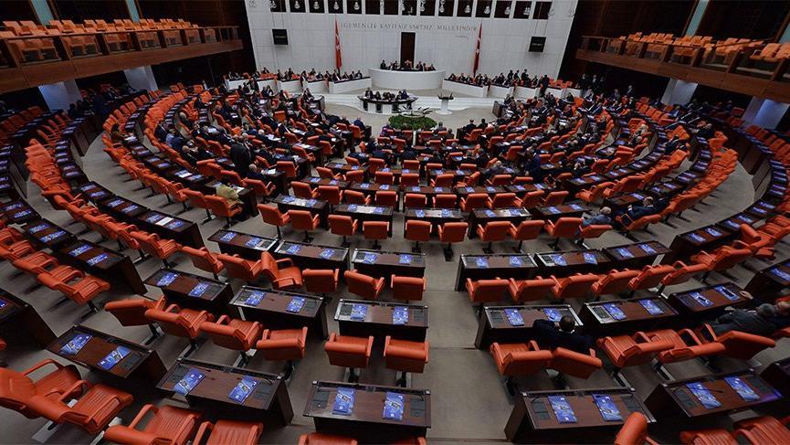 OHAL'in uzatılmasına ilişkin tezkere Meclis'e sunuldu