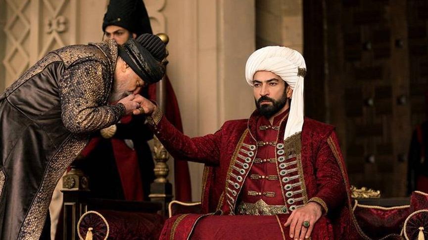 Mehmed Bir Cihan Fatih'ine usta isim dahil oluyor