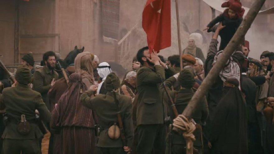 Mehmetçik Kutül Amare 12. yeni bölüm fragmanı yayınlandı Kutül Amare son bölüm izle