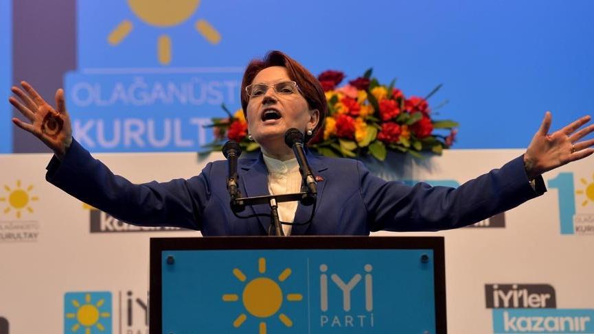 Meral Akşener: Biz 'İYİ'ler korku duvarını yıkacağız