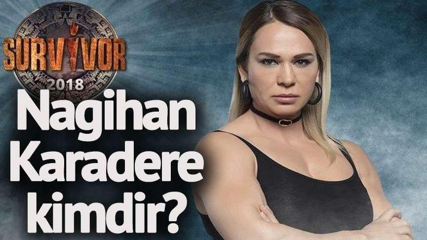 Survivor Nagihan Karadere kimdir? Survivor Nagihan kaç yaşında ve nereli? İşte yarışmacı hakkında az bilinenler…