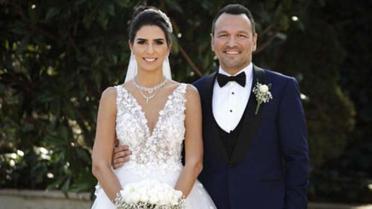 Nazlı Kurbanzade ve Ali Sunal ikilisinden düğün sonrası mutluluk pozu