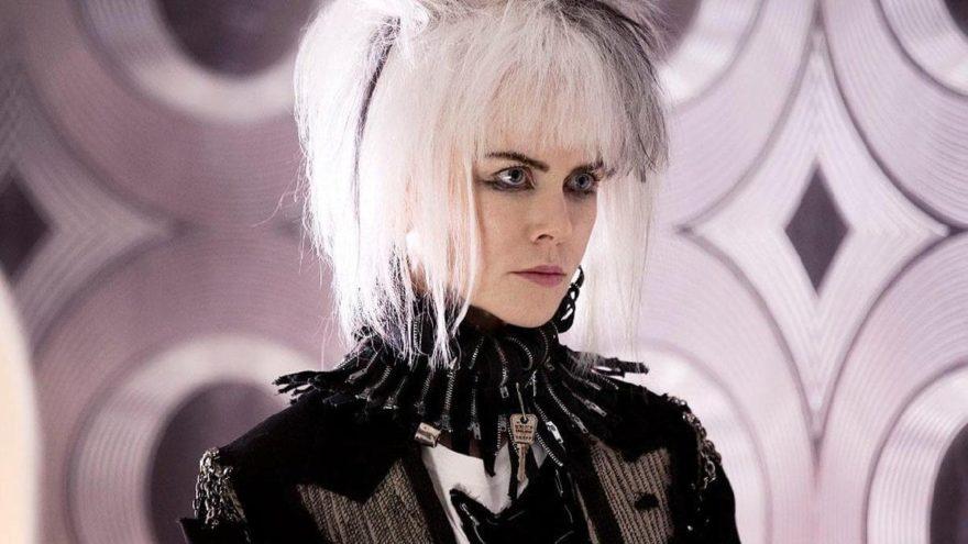 Nicole Kidman, punkçının annesini oynadı