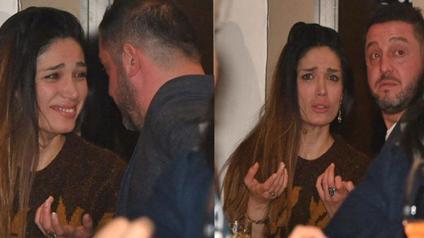 Nihat Kahveci sevgilisi Fulya Sever'le görüntülendi