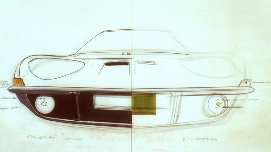 Opel GT 50 yaşında!