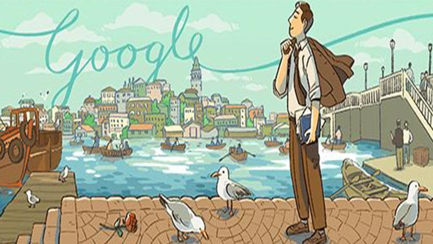 Orhan Veli Kanık Google tarafından unutulmadı! Orhan Veli şiirleri ile anılıyor…