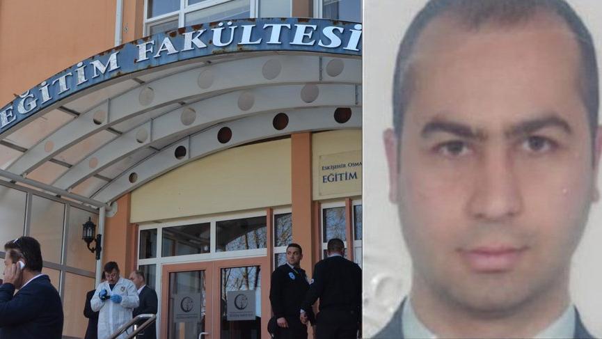 Eskişehir Osmangazi Üniversitesi katliamından detaylar...