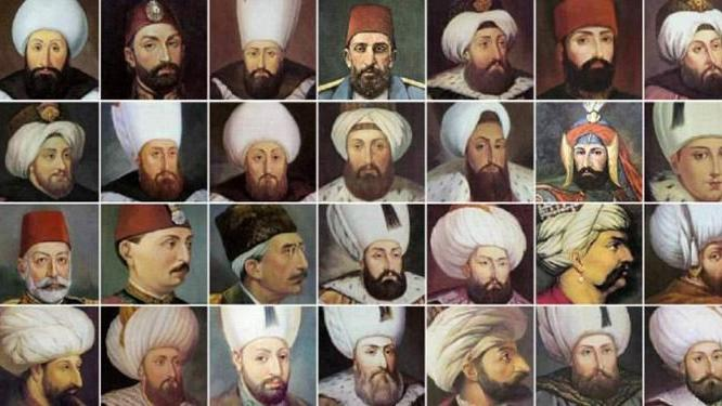 Osmanlı padişahları kimlerdir? İşte 36 Osmanlı padişahı…