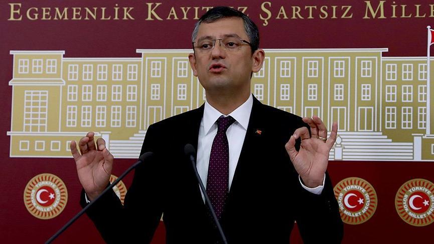 CHP'li Özel: 26 Ağustos'ta seçim olursa İYİ parti giremez