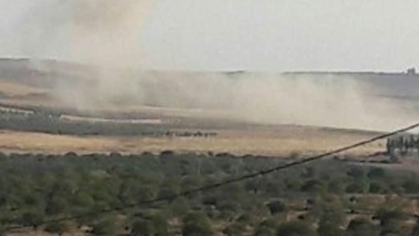 Azez'de patlama 1 çocuk hayatını kaybetti
