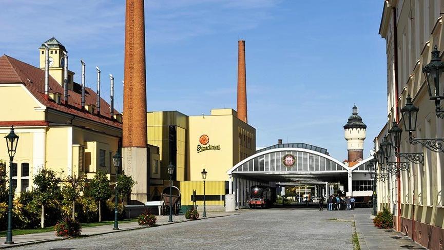 Tarihi bira şehri: Pilsen