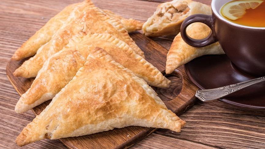 Lezzetiyle büyüleyen börek… İşte puf böreği tarifi ve kalorisi!
