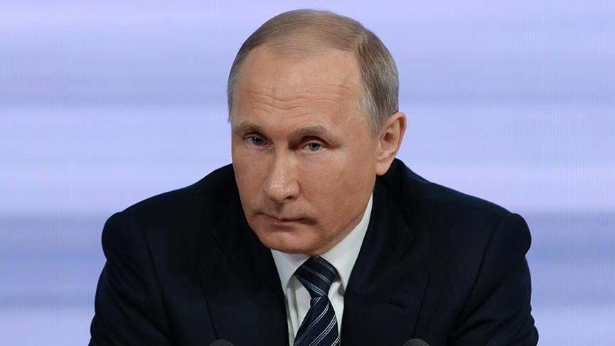 Putin'den Netanyahu'ya Suriye mesajı!