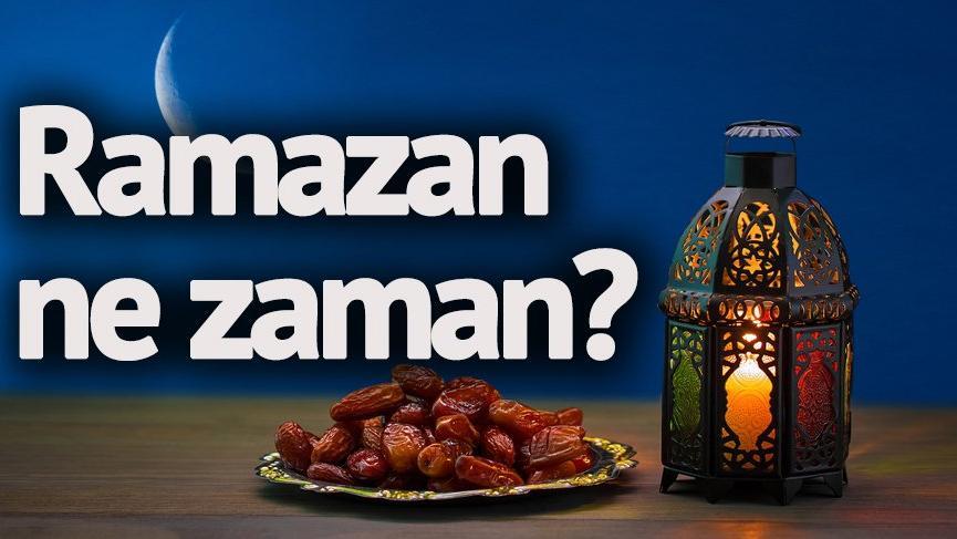 Ramazan ne zaman başlayacak? 2018'de Ramazan Bayramı ne zaman? İşte tarihler…