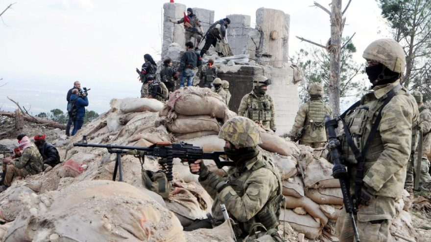 Erdoğan: Afrin'de son rakam 3 bin 872 terörist etkisiz hale getirildi