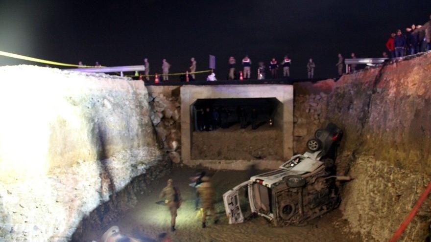 8 kişinin ölümüne neden olan kazayla ilgili iki kişi tutuklandı