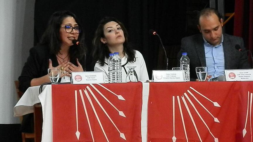 CHP PM üyesi Kadıgil: Siyaset kişisel ikbal için yapılmamalı