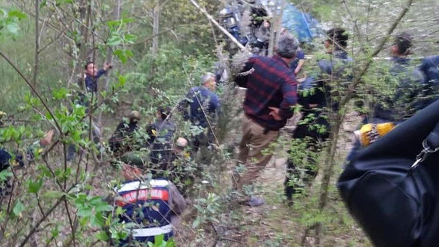 Son Dakika… Karabük'te cezaevi aracı uçuruma yuvarlandı! 2 şehit