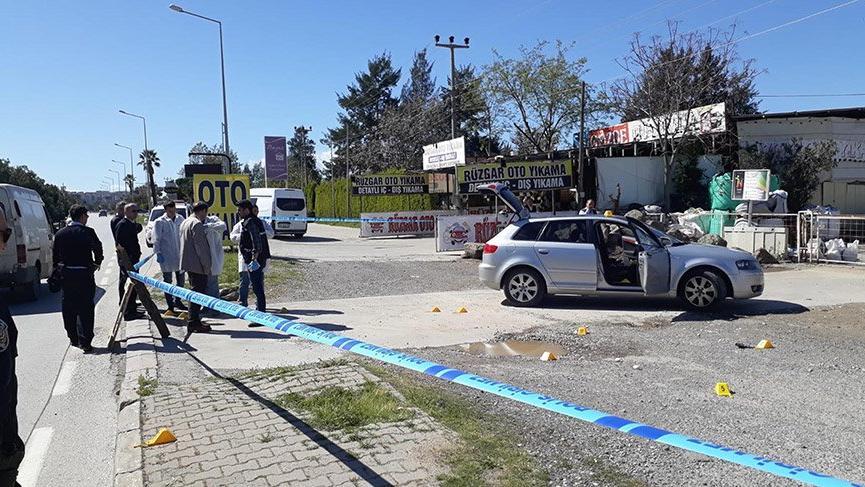 İzmir'de silahlı kavga! Bir ölü, 3 yaralı