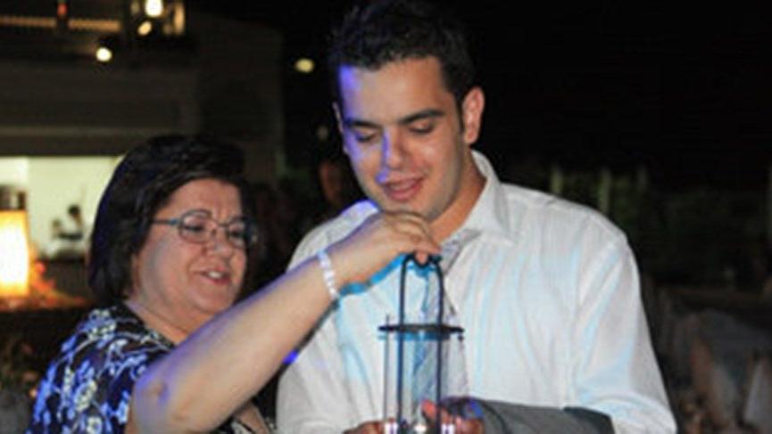 Kıbrıslı eski bakanın oğlu intihar etti