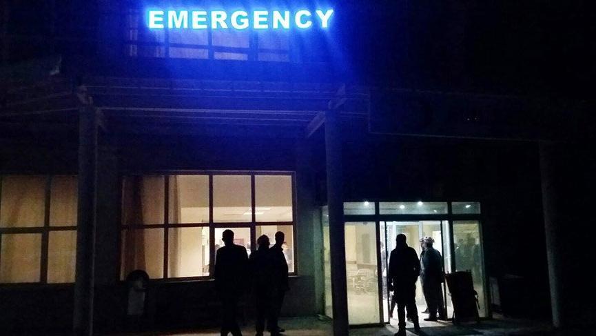 Hakkari'den kötü haber: Askeri araç kaza yaptı! 17 yaralı