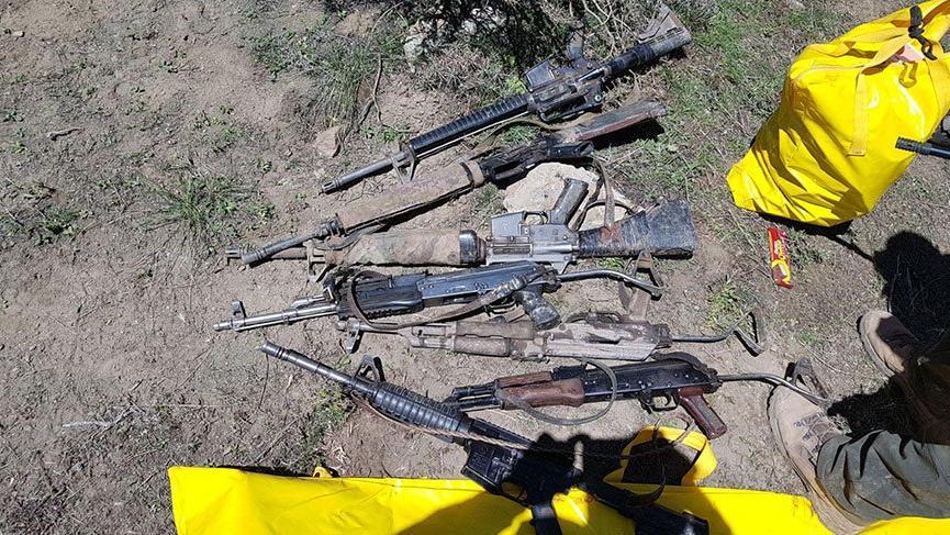 MİT operasyonunda 7 PKK'lı etkisiz hale getirildi