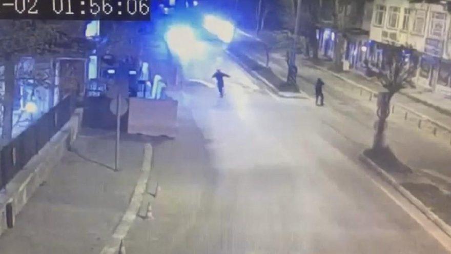 Sakarya'da polise taşlı ve sopalı saldırı