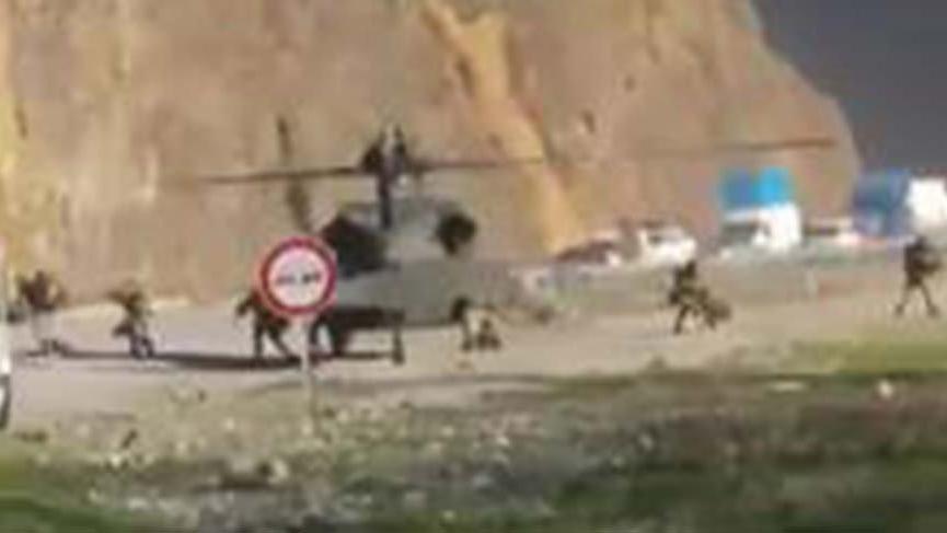 Doğu Karadeniz´de terör örgütü PKK'ya operasyon